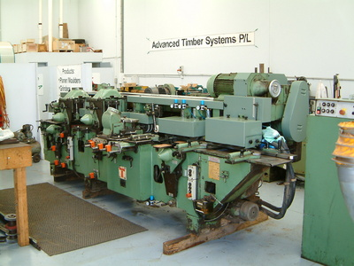Wadkin XJ220 Moulder (Cleaned & Serviced)
